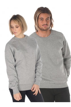 Sweat RAGLAN col rond Mixte 300
