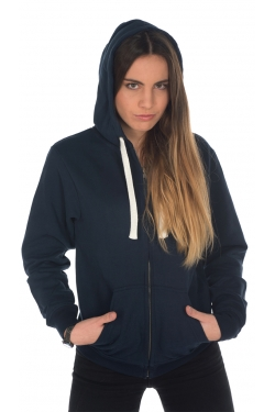 Sweat zippé capuche 300