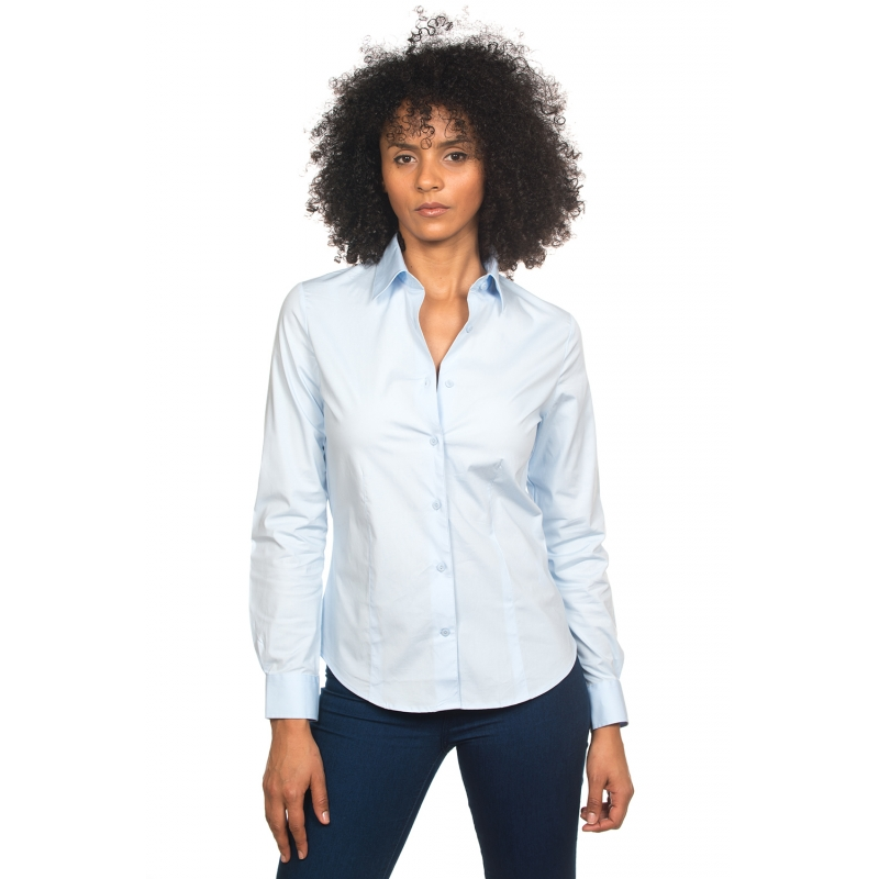 chemise femme ml 97 coton 3 lasthanne. Black Bedroom Furniture Sets. Home Design Ideas