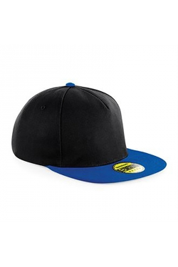 CASQUETTE SNAPBACK VISIERE PLATE
