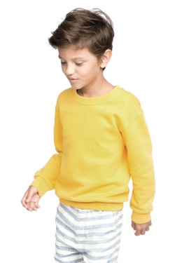 Sweat col rond Enfant 280gr 80%coton 20%polyester