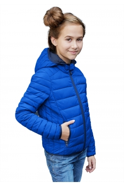Veste doudoune à capuche Enfant