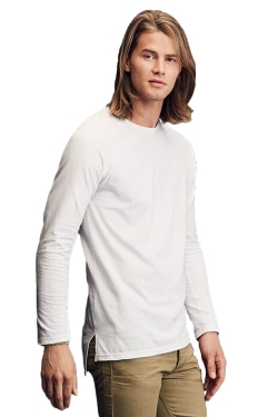 Tee-Shirt Basic Long and Lean ML
