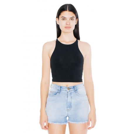 Brassière Crop Top Cotton Spandex