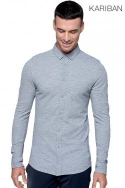 Polo ML piqué chemise