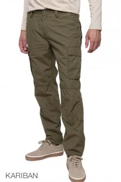 Pantalon Léger Multipoches