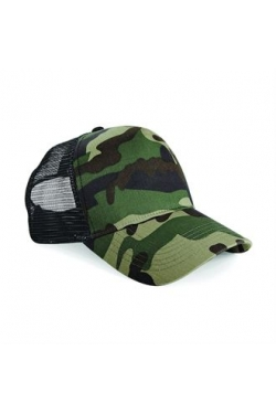 Casquette Snapback Trucker Camouflage