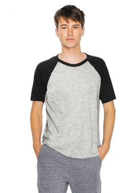 T-Shirt American Apparel® raglan bi-color