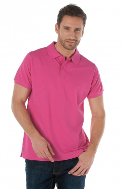 Polo Piqué Fit 200