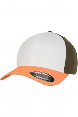 FLEXFIT® Wolly cap cap – 3-TONE