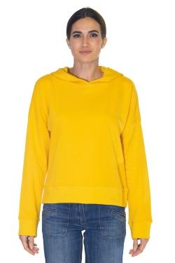 Sweat-shirt capuche Lounge bio femme 270