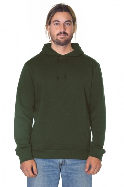 Organic hooded homme 280