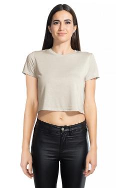 T-shirt flowy crop femme 125