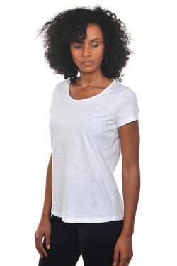 T-shirt slub 140 100% coton peigné
