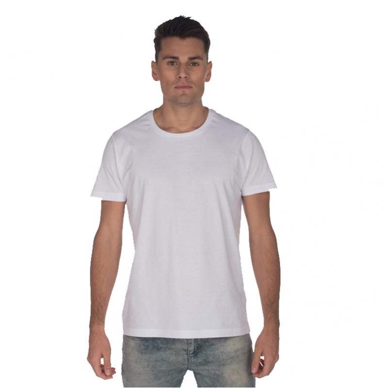 Grammes Blanc Homme T Shirt Basique jLA354R