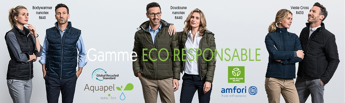 Veste Eco responsable