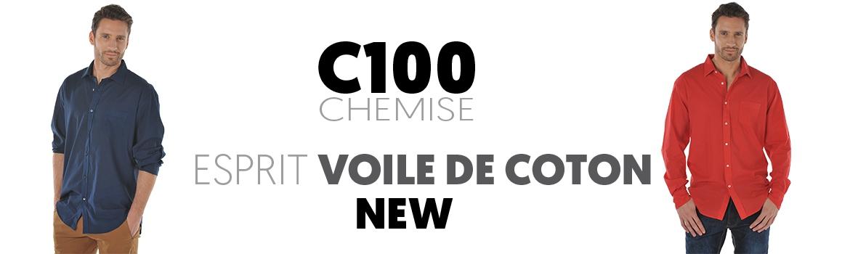 Chemise C100