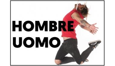 UOMO-HOMBRE